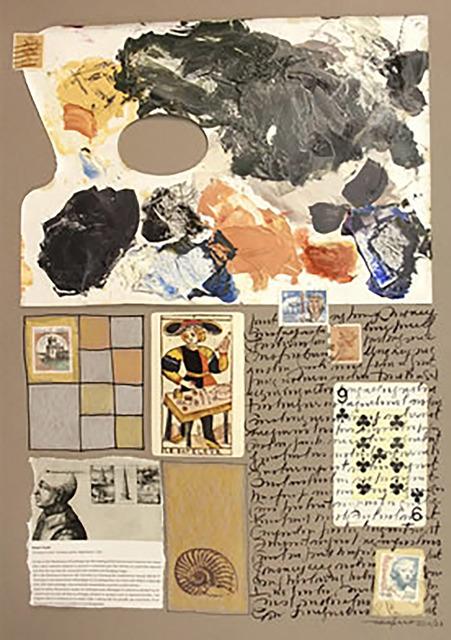 Vera Ferro, 'Colagem 1   |   Collage 1', 2005, Galeria Canoa