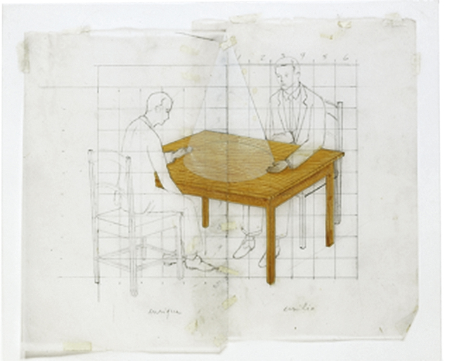 , 'Out of the Liar,' 2005, Bernier/Eliades