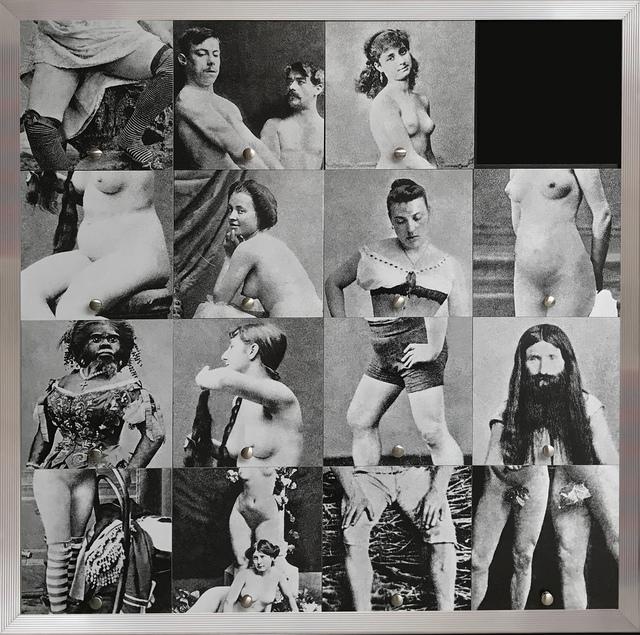 , 'Puzzle,' 1965, Silvia Cintra + Box 4