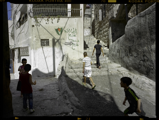 , 'Silwan, East Jerusalem, near Ras al-Amud,' 2013, Norton Museum of Art