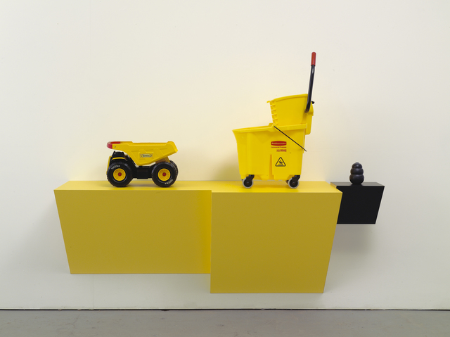 Haim Steinbach, 'tonkong rubbermaid I - 1', 2007, Waddington Custot