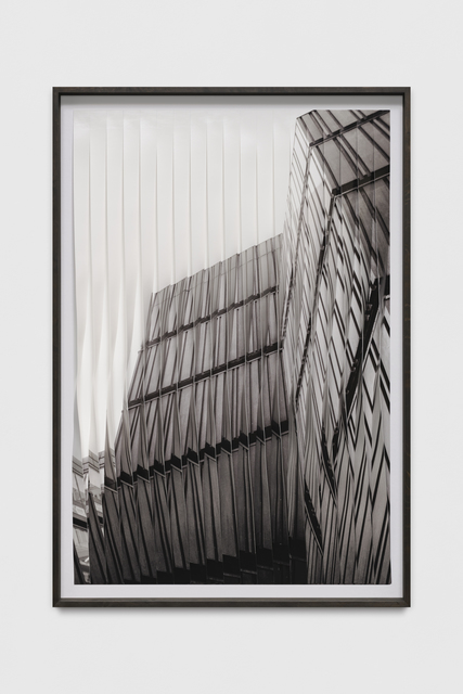 Sinta Werner, 'Korrektur der Gegenbewegung IV', 2018, Photography, Photo collage from archival pigment print, alexander levy