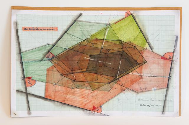 Tawatchai Puntusawasdi, 'Irregular Dodecahedron', 2015, Asian Cultural Council