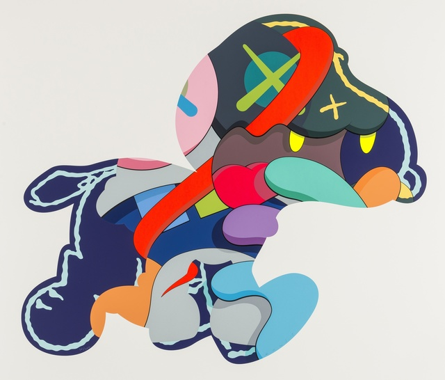 KAWS, 'Stay Steady', 2015, Forum Auctions