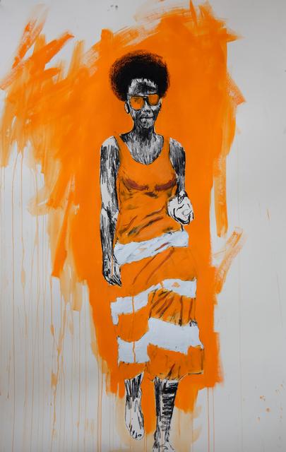 , 'Take Notice,' 2017, Gallery of African Art (GAFRA)