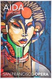 Aida, poster