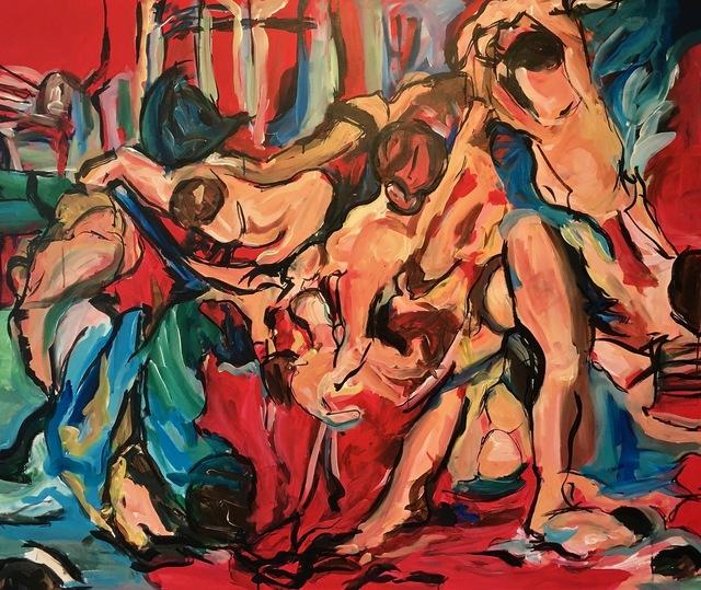 , 'P.P.R Red Piece,' 2018, Maison Depoivre
