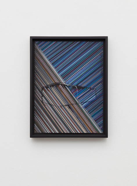 Jamison Carter, '9 O'Clock', 2018, Klowden Mann