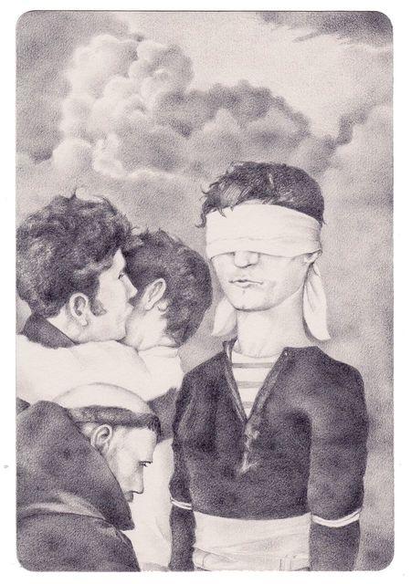 Guillermo Martin Bermejo, 'Adiós, compañeros adiós', 2019, Artur Ramon Art