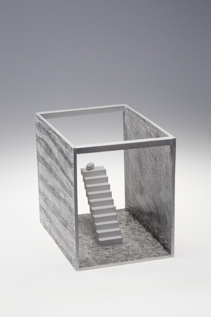 , 'Relation - Optic Stairway Time, from Under the Ground,' 2014, SNOW Contemporary