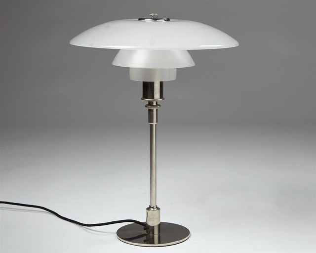 , 'Table lamp 4/3 ,' 1926, Modernity