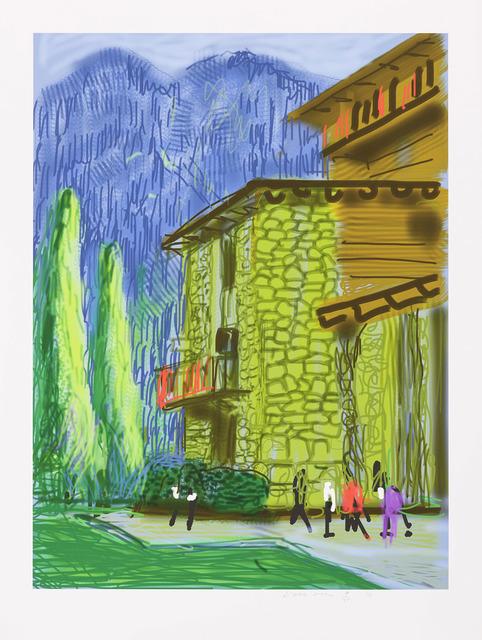 , 'The Yosemite Suite No.1,' 2010, Galerie Lelong & Co.