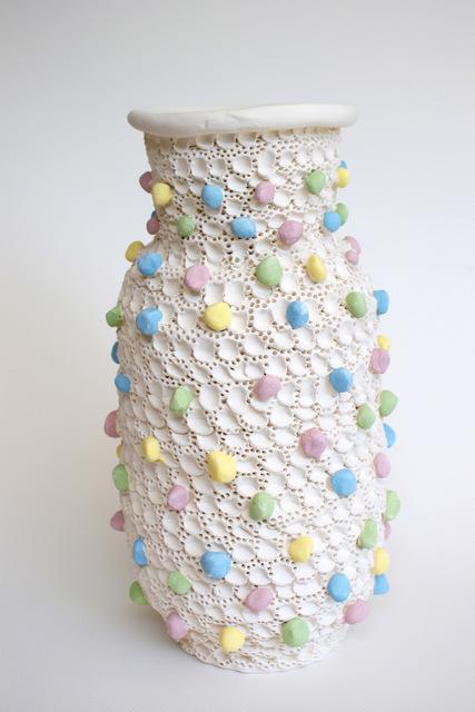 , 'Pastel Stone Vase,' 2018, Mindy Solomon Gallery