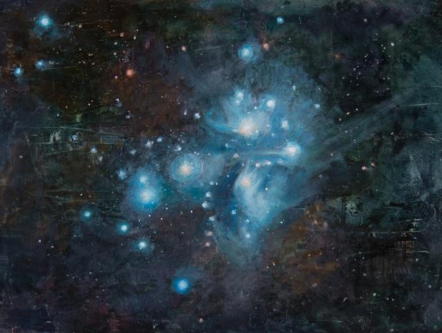 , 'The Pleiades,' 2013, Grenning Gallery