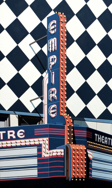 , 'Empire Theatre Cincinnati Ohio ,' 2013, Eckert Fine Art