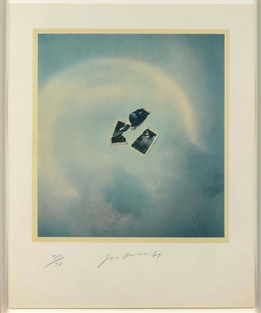 , 'Photo Cloud (Blue),' 1969, Leslie Sacks Gallery