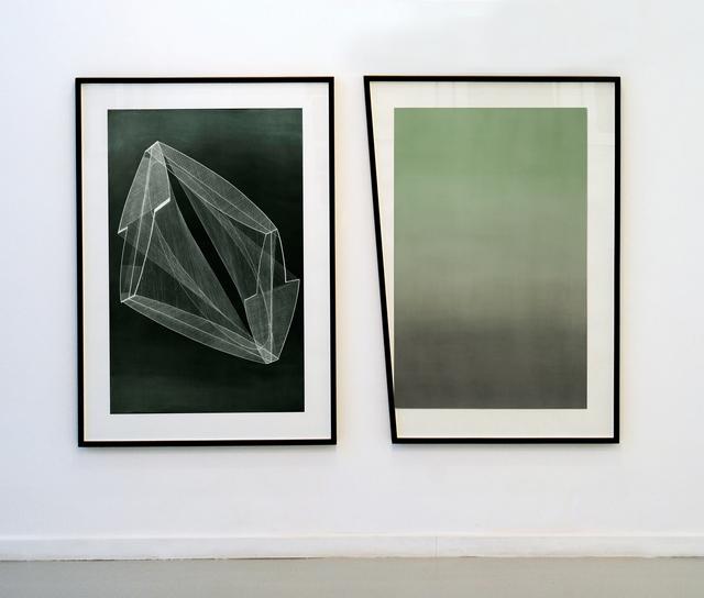 , 'I.K.N. (3),' 2015, Nora Fisch