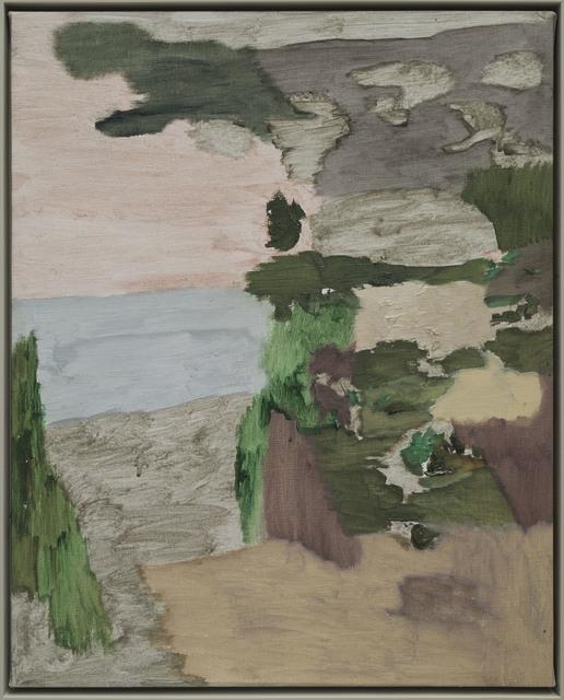 , 'Landslide II,' 2018, Galleri Susanne Ottesen