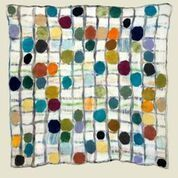 , 'Felt Dots,' 2015, Joshua Tree Art Gallery