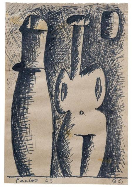 , 'Figura,' 1965, Galería de las Misiones