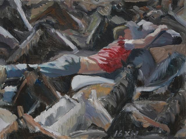 , 'Testament of Horse Abdomen - His Favourite Horse,' 2016, Leo Gallery