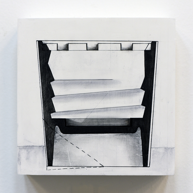 , '4.7 oz = 70 days II,' 2016, Jen Mauldin Gallery