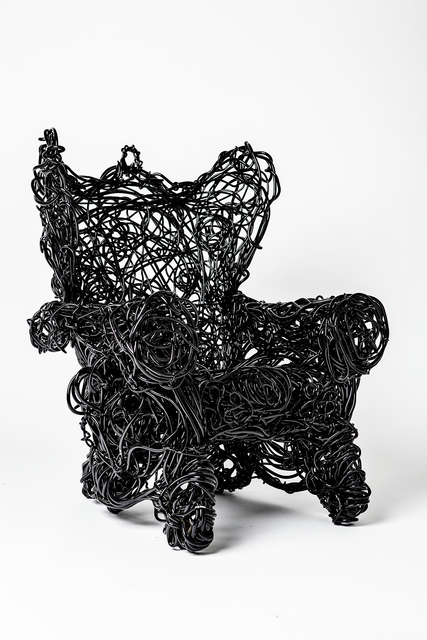 , 'Wingback chair,' 2005, Magen H Gallery
