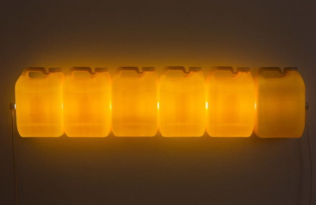 , 'Strait (Yellow),' 2015, Roslyn Oxley9 Gallery