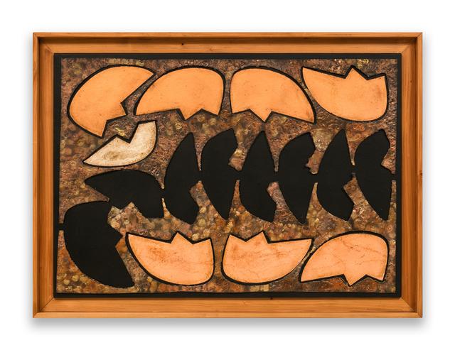 , 'Superficie matrice,' 1962, Dellupi Arte