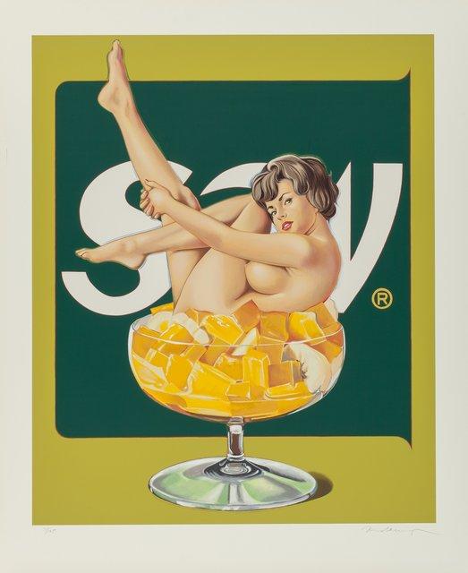 Mel Ramos, 'Miss Fruit Salad', 1990, Heritage Auctions
