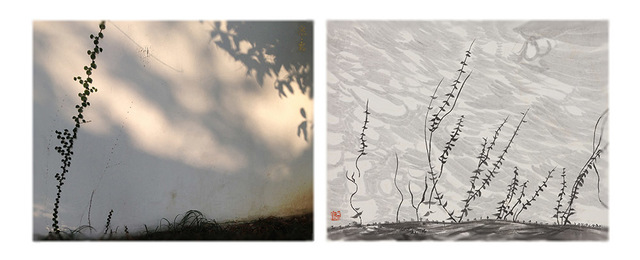 , 'Dream of the West Lake Series - The 14th of the 24 Solar Terms 江南夢尋之尋夢四時-寒露,' 2015, Alisan Fine Arts