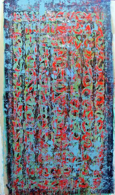 Matthew Spire, 'Our Spirit', 2020, Painting, Oil, enamel, and acrylic on canvas, Elizabeth Clement Fine Art