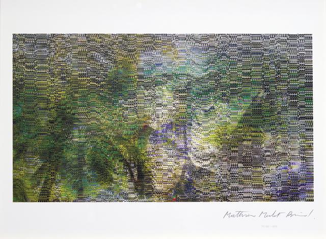 Mathieu Merlet Briand, '#Nature #73', 2019, Contemporary Art Platform Kuwait