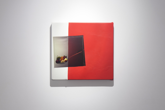 , 'Label,' 2016, Benrubi Gallery