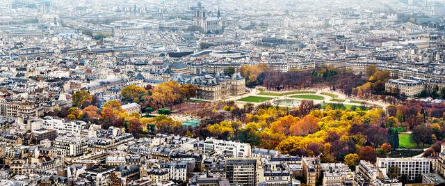 David Drebin, 'Luxembourg Gardens, Paris, France', 2013, CHROMA GALLERY