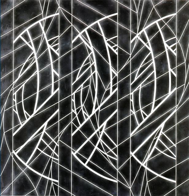 , 'Mapa de partida,' 1997, RO Galeria de arte