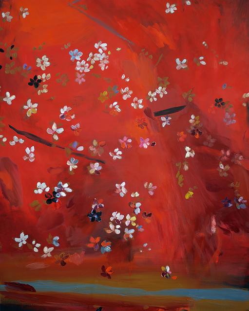, 'Kimono rouge,' 2017, Mazel Galerie