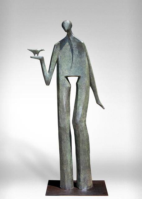 , 'Birdman,' , ÆRENA Galleries and Gardens