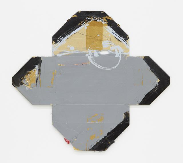, 'envelope's structure -10,' 1990, Tomio Koyama Gallery