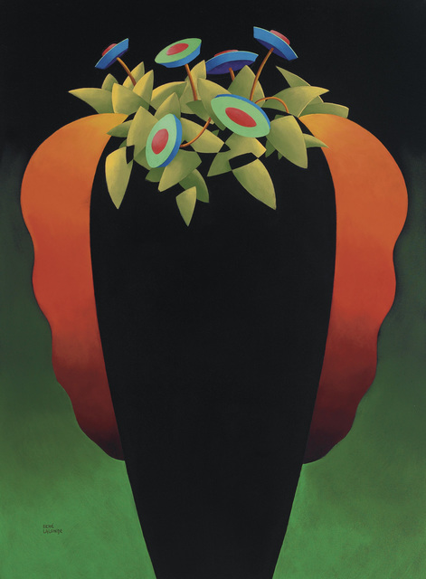 , 'Fire Butterfly Vase,' 2008, Martin Lawrence Galleries