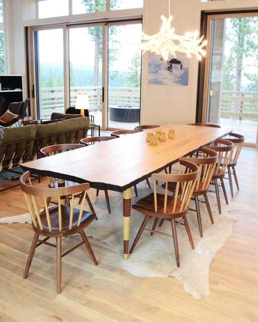 , 'Tahoe Dining Table, Ash,' , blankblank