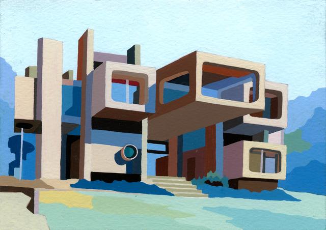 Andy Burgess, 'Greek Modern', 2019, Cynthia Corbett Gallery