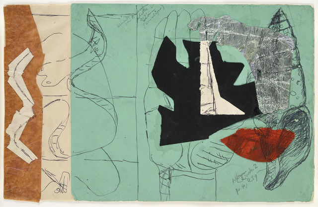 , 'La danseuse dyonisiaque,' 1952, MARUANI MERCIER GALLERY