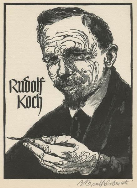 , 'Koch,' 1950, Childs Gallery