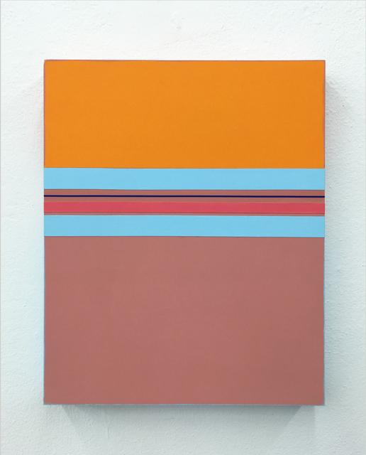 Miriam Prantl, 'eightfolds 5c', 2017, Galerie am Lindenplatz