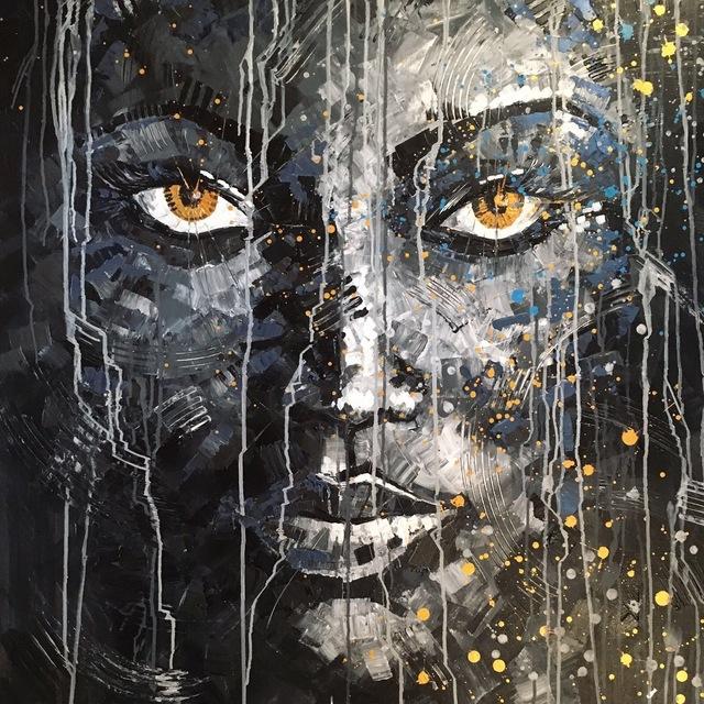, 'Black Stone,' 2017, BOCCARA ART