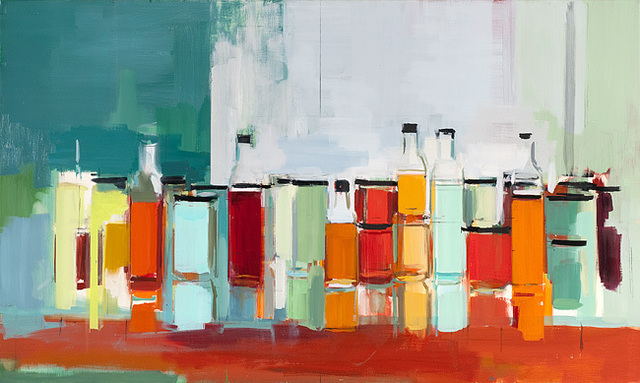 , 'Bottles & Jars XXXVI,' 2014, Gallery NAGA