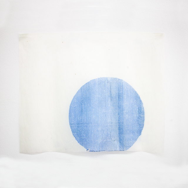 , 'blue,' 2010, Bartha Contemporary
