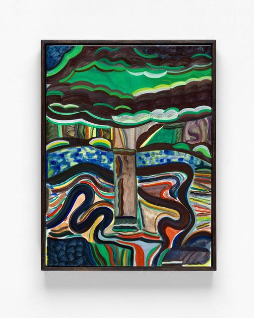 Emily Ferretti, 'Swirling land', 2019, Sophie Gannon Gallery