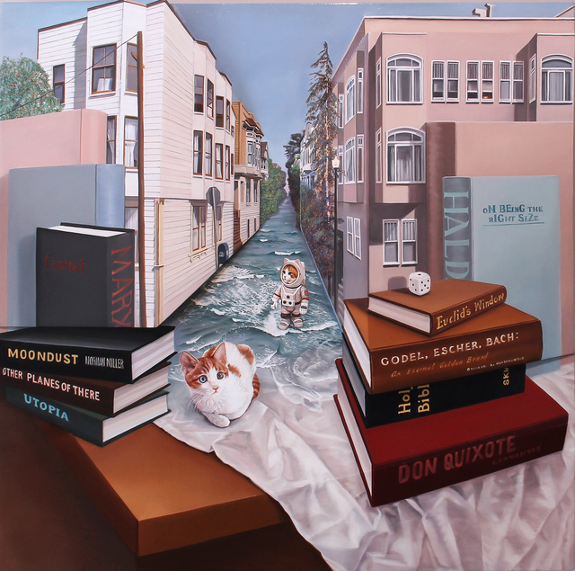 , 'Noe Street on the Table,' 2018, Liang Project Co Space